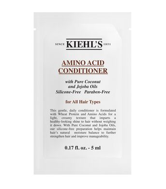 Amino Acid Conditioner Sample