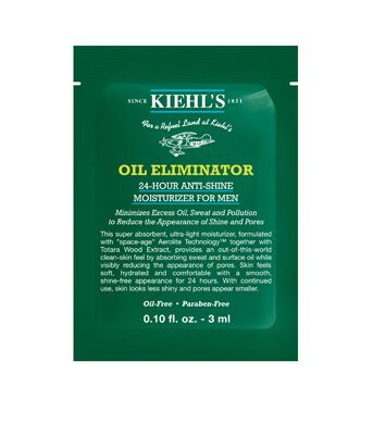 Men's Oil Eliminator 24 Hour Anti-Shine Gel Lotion Deluxe Sample
