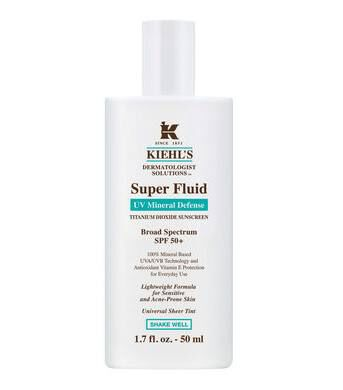Super Fluid UV Mineral Defense SPF50+