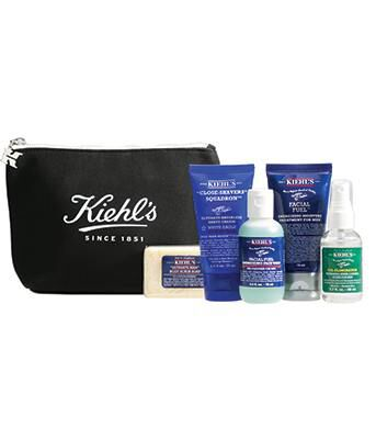 Men's Travel-Ready Kit