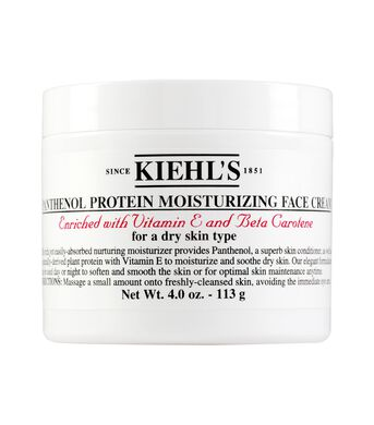 Panthenol Protein Moisturizing Face Cream