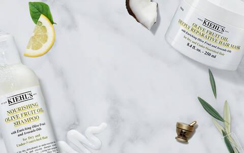 Olive Fruit Oil PLP Banner