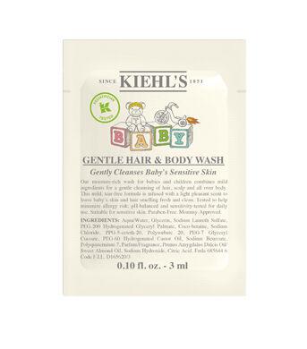 Gentle Hair & Body Wash Sample
