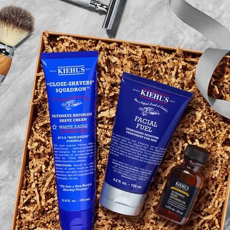 Ultimate Brushless Shave Cream White Eagle
