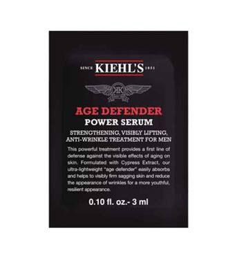 Age Defender Power Serum Sample