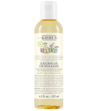 Mom & Baby Nurturing Body Oil