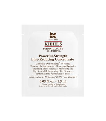 Powerful-Strength Line-Reducing Concentrate Sample