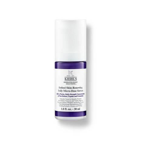 Retinol Skin-Renewing Daily Micro-Dose Serum with Ceramides and Peptide