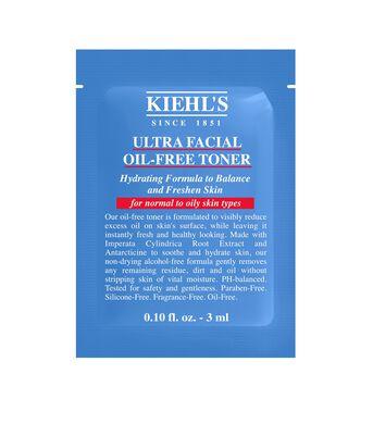 Ultra Facial Oil-Free Toner Sample