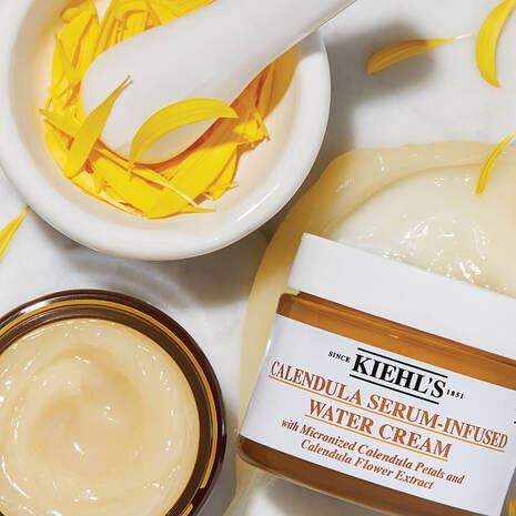 Calendula Serum-Infused Water Cream