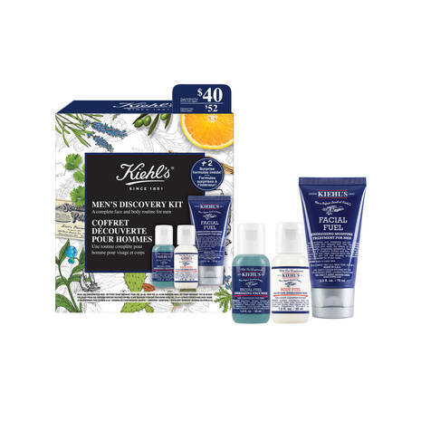 Men's Discovery Kit (Value of $52)
