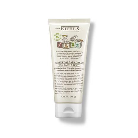 Nurturing Baby Cream for Face & Body