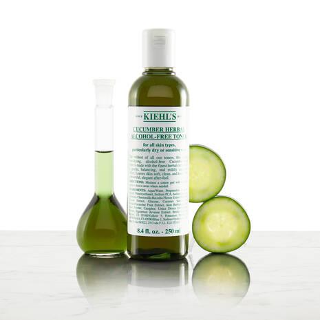 Cucumber Herbal Alcohol-Free Toner