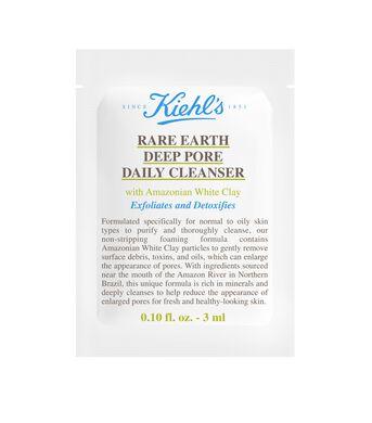 Rare Earth Deep Pore Daily Cleanser Sample