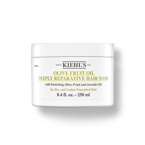 Masque capillaire reparateur intense a l'huile d'olive