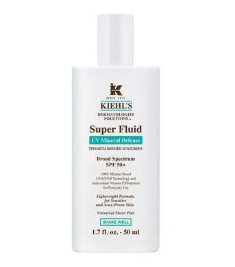 Super Fluide Défense UV Minérale FPS 50+