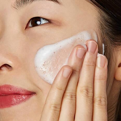 Gel moussant nettoyant visage intense au calendula