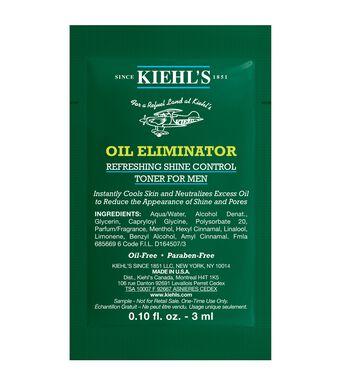 Men's Oil Eliminator Refreshing Shine Control Spray Toner Sample