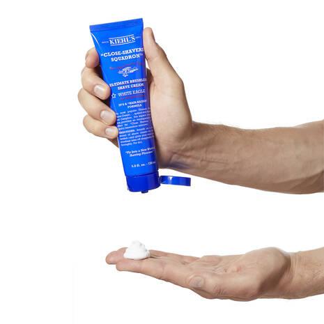 Ultimate Brushless Shave Cream - White Eagle