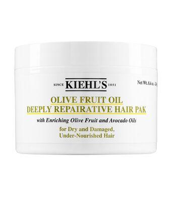 Masque capillaire réparateur intense à l'huile d'olive