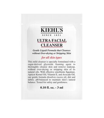 Échantillon Ultra Facial Nettoyant visage