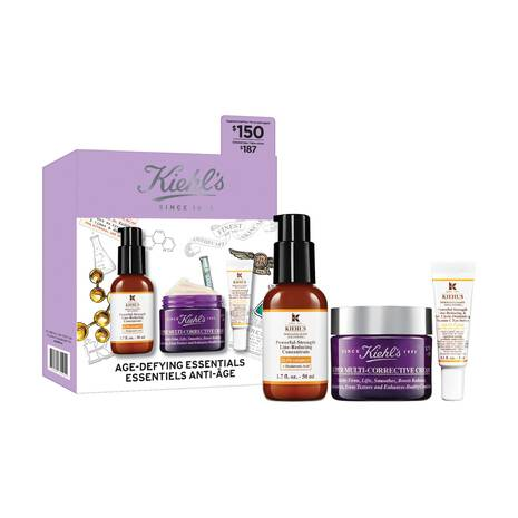 Kiehl's Age-Defying Essentials (Value of $187)
